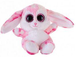 Bauer Blickfaenger und Glitter Hase pink 15cm