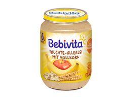 Bebivita Frucht Getreide Fruechte Allerlei mit Vollkorn