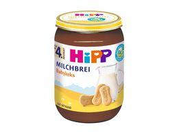 HiPP Milchbreie Babykeks