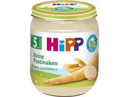 HiPP Babyglaeschen Reine Pastinaken