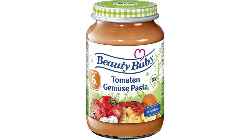 Beauty Baby Bio Tomaten Gemuese Pasta
