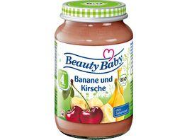Beauty Baby Bio Banane und Kirsche