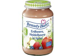 Beauty Baby Bio Erdbeere Heidelbeere in Apfel