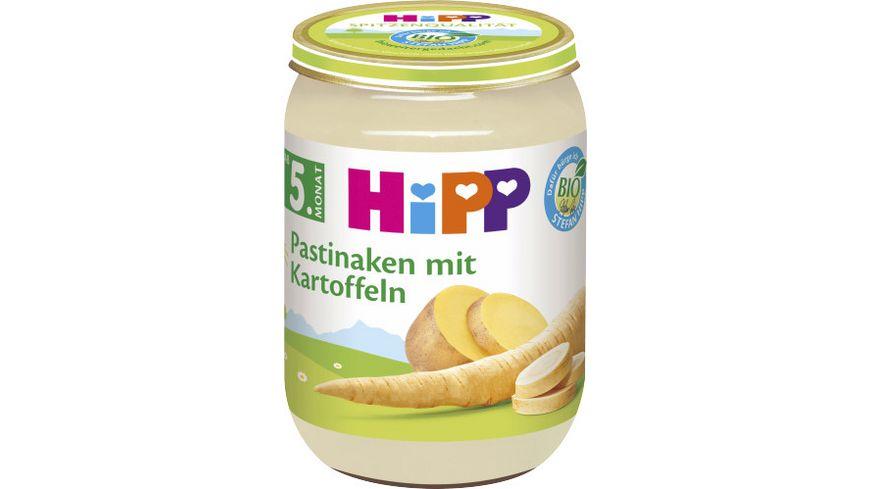 Hipp Gemüse: Pastinaken mit Kartoffeln 190 g, ab 5. Monat