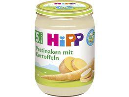 HiPP Babyglaeschen Pastinaken mit Kartoffeln