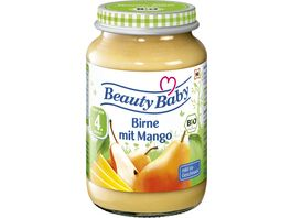 Beauty Baby Bio Mango Birne mit Mango