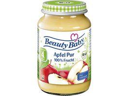 Beauty Baby Bio Apfel 100 Frucht
