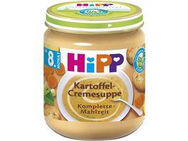 HiPP Cremesuppen 200g Kartoffel Cremesuppe ab 8 Monat