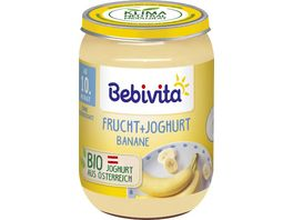 Bebivita Frucht Joghurt Banane