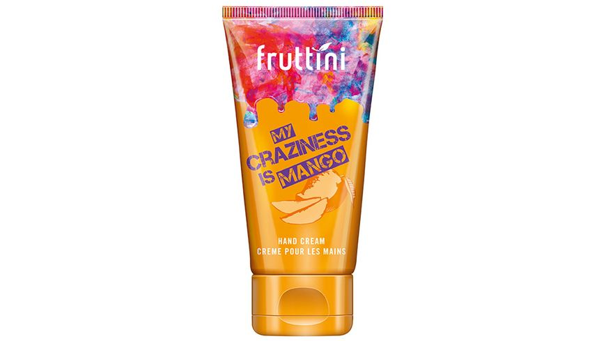 fruttini Hand Cream EXPERIMENTAL Mango