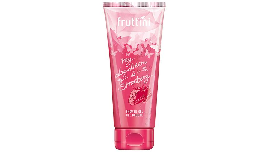fruttini Shower Gel LOVELY Strawberry