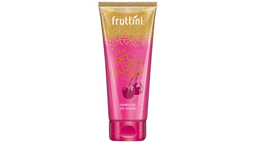 fruttini Shower Gel GLAMOROUS Cherry