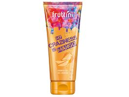 fruttini Shower Gel EXPERIMENTAL Mango