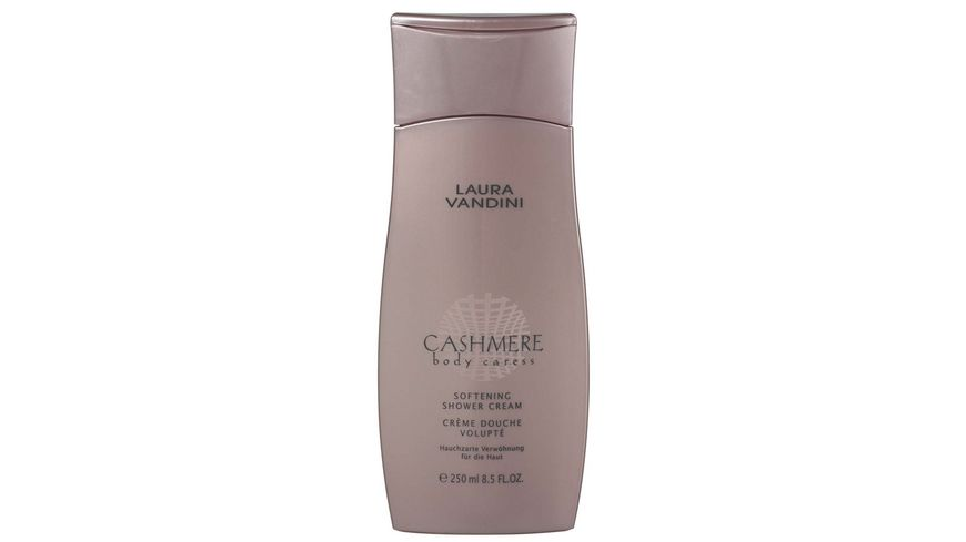 LAURA VANDINI Shower Cream Softening CASHMERE