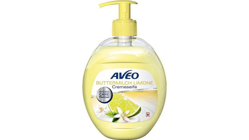 AVEO Cremeseife Buttermilch Limone