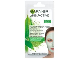 GARNIER SkinActive Matcha Kaolin Mask