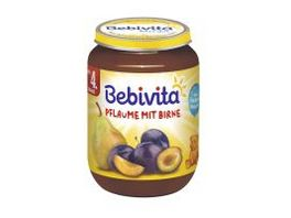 Bebivita Fruechte Pflaume mit Birne