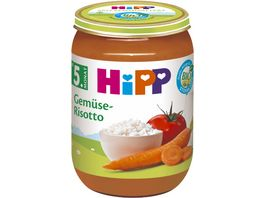 HiPP Gemuese BIO Gemuese Risotto 190g