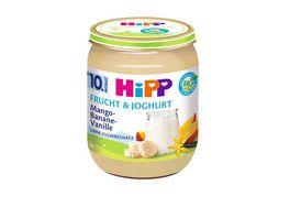 HiPP Frucht Joghurt Mango Banane Vanille
