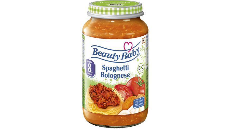 Beauty Baby Bio Spaghetti Bolognese