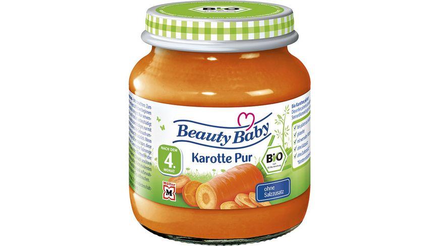 Beauty Baby Bio Karotte Pur