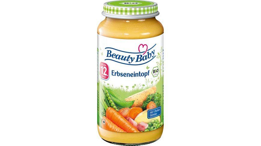 Beauty Baby Bio Erbseneintopf