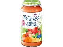 Beauty Baby Bio Nudeln in Tomatensosse