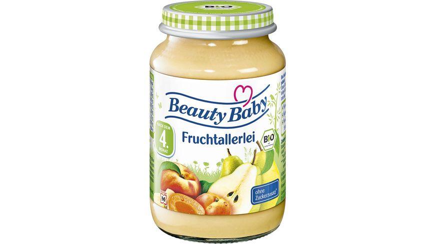 Beauty Baby Bio Fruchtallerlei