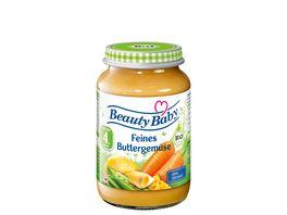 Beauty Baby Bio Feines Buttergemuese