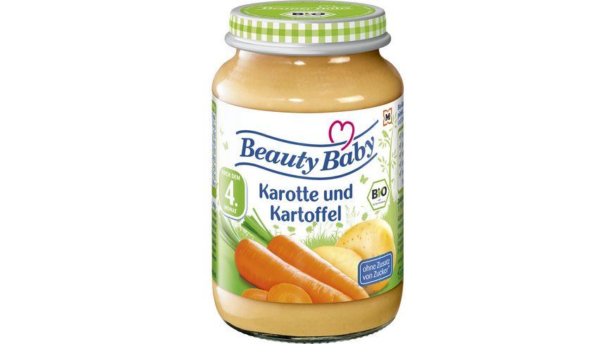 Beauty Baby Bio Karotte und Kartoffel