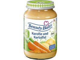 Beauty Baby Karotte Kartoffel