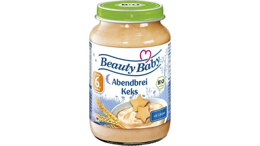 Beauty Baby Bio Abendbrei Keks