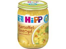 HiPP Eintoepfe ab 12 Monat Kartoffel Eintopf
