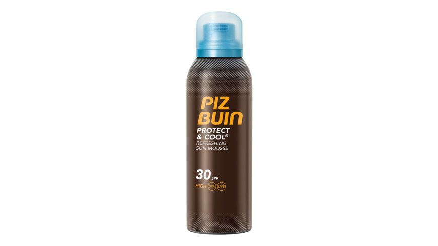 Piz Buin Sonnen Mousse Protect Cool LSF30