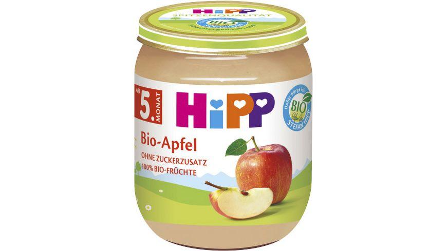 HiPP Fruechte Bio Apfel