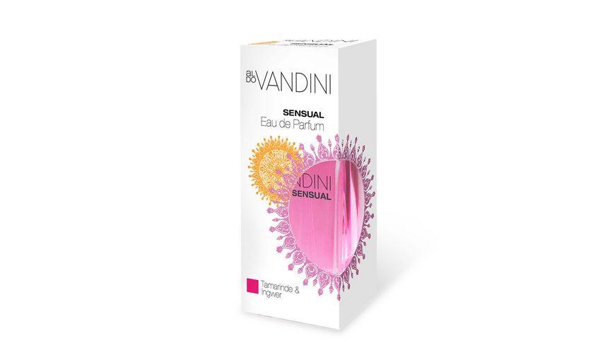 aldo VANDINI SENSUAL Tamarinde Ingwer Eau de Parfum