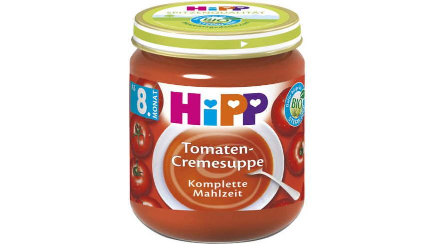 HiPP Cremesuppen Tomaten Cremesuppe