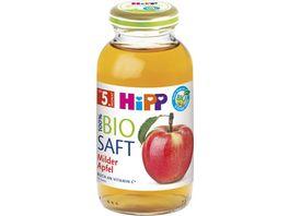 HiPP 100 Bio Saefte Milder Apfel 0 2 l