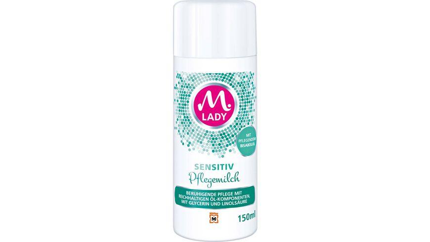 M LADY Pflegemilch Sensitive