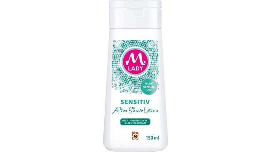 M LADY After Shave Lotion Sensitive