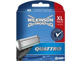 WILKINSON Sword Quattro Titanium Rasierklingen
