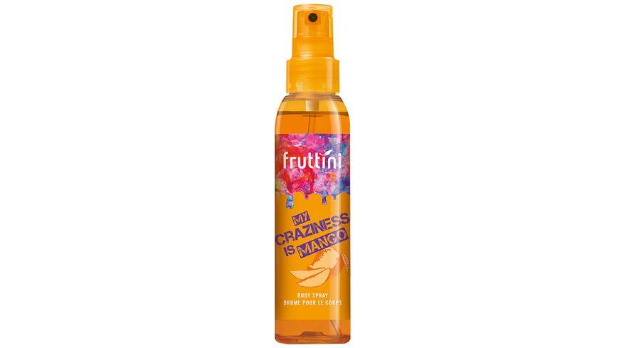 fruttini Body Spray EXPERIMENTAL Mango