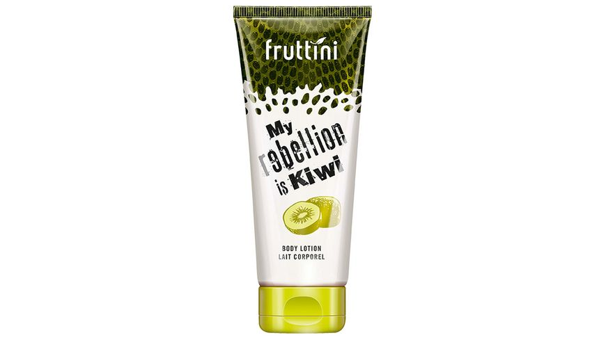 fruttini Body Lotion REBEL Kiwi