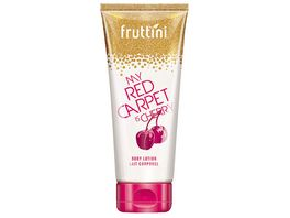 fruttini Body Lotion GLAMOROUS Cherry