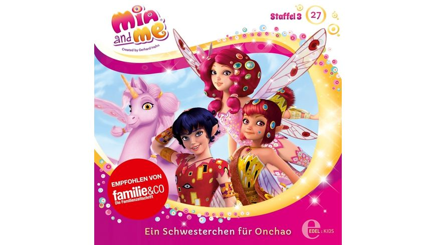 27 Original HSP TV Ein Schwesterchen Fuer Onchao