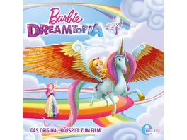 Barbie Dreamtopia Das Original Hoerspiel z Film