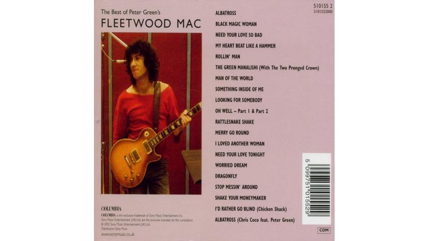 The Best of Peter Green s Fleetwood Mac