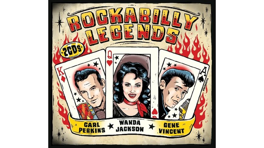 Rockabilly Legends