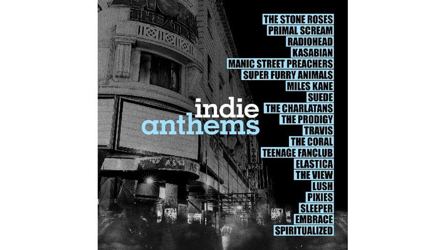 Indie Anthems HQ