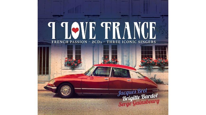 I Love France